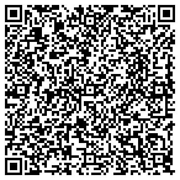 QR-код с контактной информацией организации ЗАО HAPPY TRAVEL, ТУРИСТИЧЕСКАЯ ФИРМА