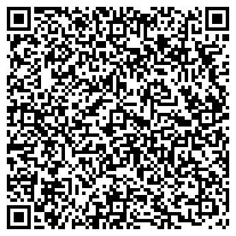 QR-код с контактной информацией организации РАВИС