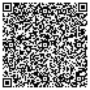 QR-код с контактной информацией организации АЛЛИГАТОР БАР