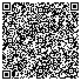 QR-код с контактной информацией организации ТУТТИ-ФРУТТИ ПИЦЦЕРИЯ