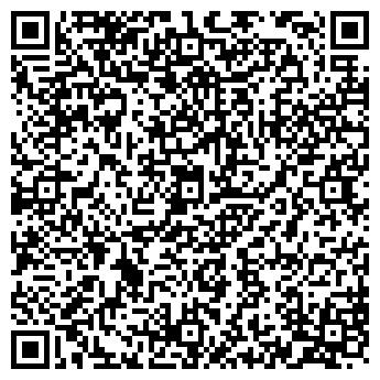 QR-код с контактной информацией организации КАЛИНИНСКИЙ ШКОЛЬНИК ОАО