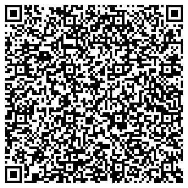 QR-код с контактной информацией организации КОМБИНАТ ШКОЛЬНОГО ПИТАНИЯ ЛЕНИНСКОГО РАЙОНА ОАО