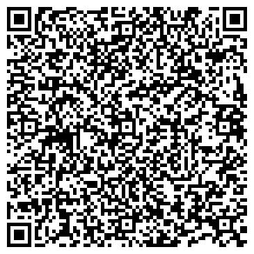 QR-код с контактной информацией организации РБФ «Тёплый Дом»
