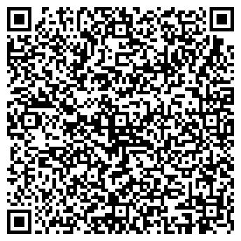 QR-код с контактной информацией организации ПЕРВАЯ ВЕНОЗНАЯ КЛИНИКА
