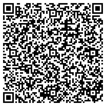 QR-код с контактной информацией организации ГАЛЕРЕЯ ПРИЧЕСОК САЛОН