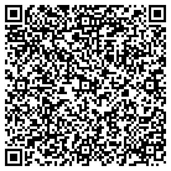 QR-код с контактной информацией организации АНАСТАСИЯ ПАРИКМАХЕРСКАЯ