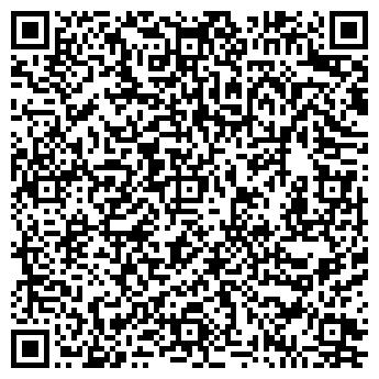 QR-код с контактной информацией организации ВИЗИТ ПАРИКМАХЕРСКАЯ