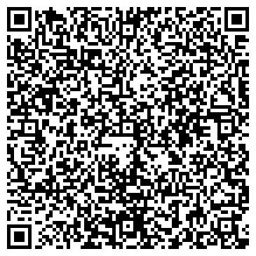 QR-код с контактной информацией организации ВИКТОРИЯ ПАРИКМАХЕРСКАЯ