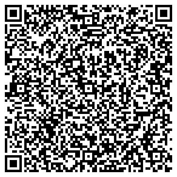 QR-код с контактной информацией организации ВОЛШЕБНИЦА ПАРИКМАХЕРСКАЯ ЗАО