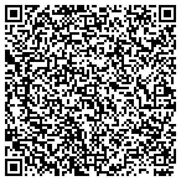 QR-код с контактной информацией организации ВСЕЛЕННАЯ КРАСОТЫ ПАРИКМАХЕРСКАЯ