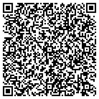 QR-код с контактной информацией организации ДЛЯ ТЕБЯ ПАРИКМАХЕРСКАЯ