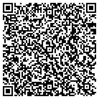QR-код с контактной информацией организации КРАСОТА ПАРИКМАХЕРСКАЯ