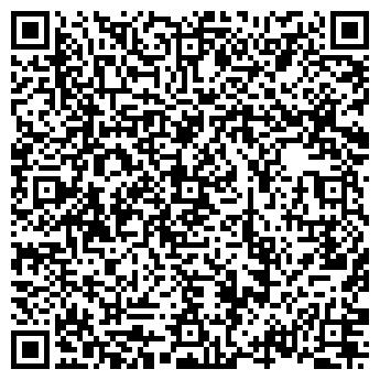 QR-код с контактной информацией организации КРИСТИ ПАРИКМАХЕРСКАЯ