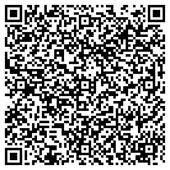 QR-код с контактной информацией организации МОДНАЯ КОШКА САЛОН