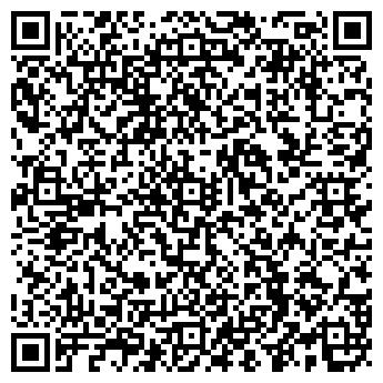 QR-код с контактной информацией организации МОЙ ПАРИКМАХЕР САЛОН