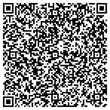 QR-код с контактной информацией организации ПАРИКМАХЕРСКАЯ ЕВА ПЛЮС, ЧП БЕЛОВА Г.М.