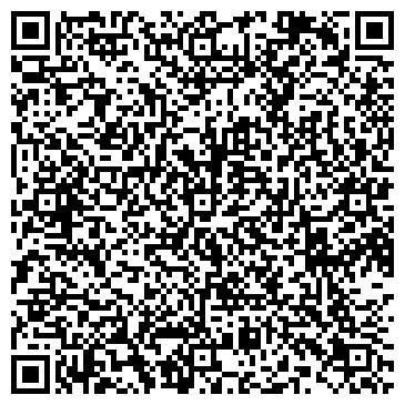 QR-код с контактной информацией организации ПАРИКМАХЕРСКАЯ ЧП ПОПОВА Л.В.
