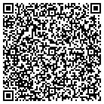QR-код с контактной информацией организации ПРИЧЕСКА ПАРИКМАХЕРСКАЯ