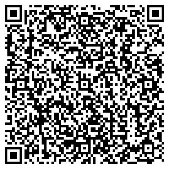 QR-код с контактной информацией организации ЮНОСТЬ ПАРИКМАХЕРСКАЯ