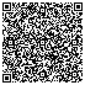 QR-код с контактной информацией организации ЮНОСТЬ ПАРИКМАХЕРСКАЯ ООО