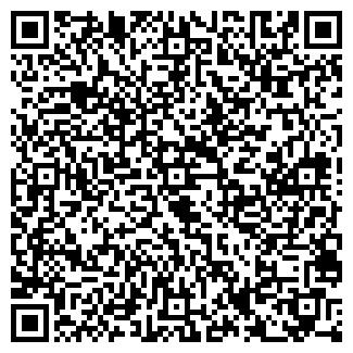 QR-код с контактной информацией организации ЗАО ЯНУС