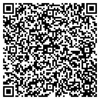QR-код с контактной информацией организации ООО МЕРИ