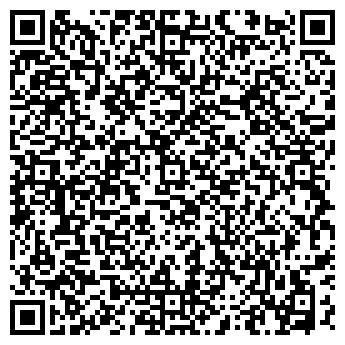 QR-код с контактной информацией организации АВТОБАНЯ №1