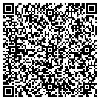 QR-код с контактной информацией организации OMG ООО