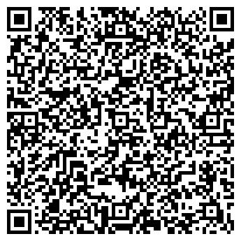 QR-код с контактной информацией организации ЖСК ПРОГРЕСС