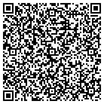 QR-код с контактной информацией организации КАМИНЫ И ПОДАРКИ САЛОН