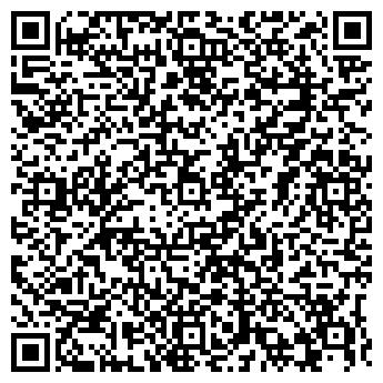 QR-код с контактной информацией организации АФРИКАНСКИЙ КЛУБ