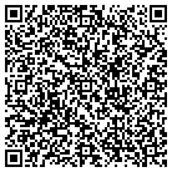 QR-код с контактной информацией организации ЧЕЛАУДИТКОМ ЦБКИА ООО