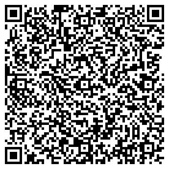 QR-код с контактной информацией организации АВОСЬ МАГАЗИН