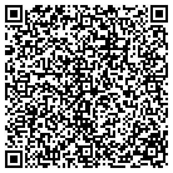 QR-код с контактной информацией организации ВИЗИТ ПРОДУКТЫ МАГАЗИН