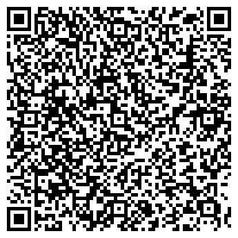 QR-код с контактной информацией организации ДОМАШНИЙ МАГАЗИН