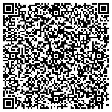 QR-код с контактной информацией организации ИЗЮМИНКА ПРОДУКТОВЫЙ МАГАЗИН