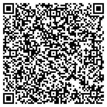 QR-код с контактной информацией организации НЯМ-НЯМ МАГАЗИН