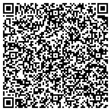 QR-код с контактной информацией организации ПОЛЕТ МАГАЗИН ПРОДОВОЛЬСТВЕННЫЙ