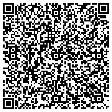 QR-код с контактной информацией организации ПРИВЕТ ПРОДУКТОВЫЙ МАГАЗИН