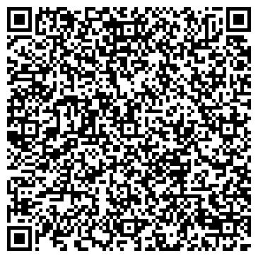 QR-код с контактной информацией организации ПРИВЕТЛИВЫЙ ПРОДУКТОВЫЙ МАГАЗИН