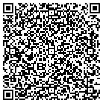 QR-код с контактной информацией организации САТУРН МАГАЗИН