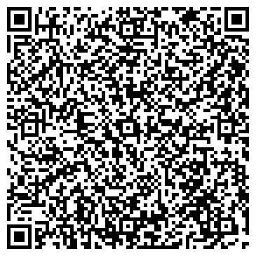 QR-код с контактной информацией организации СОЛНЫШКО ПРОДУКТОВЫЙ МАГАЗИН