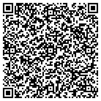 QR-код с контактной информацией организации ТАЙМ МАГАЗИН