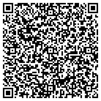 QR-код с контактной информацией организации ТРИ ТОПОЛЯ МАГАЗИН