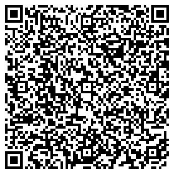 QR-код с контактной информацией организации МЯСО ПТИЦЫ МАГАЗИН