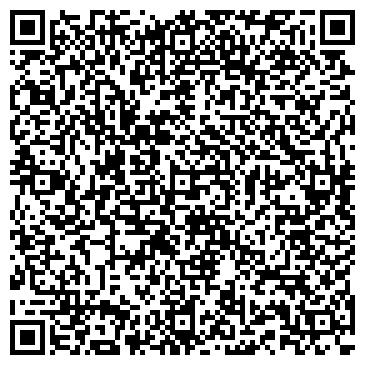 QR-код с контактной информацией организации ПЕТУШОК №4 МАГАЗИН, ТД 'БОРОВСКИЙ'