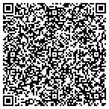 QR-код с контактной информацией организации ПЕТУШОК №5 МАГАЗИН, ТД 'БОРОВСКИЙ'