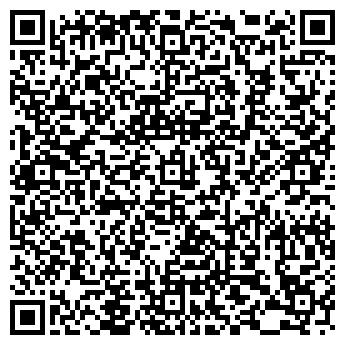 QR-код с контактной информацией организации ОВОЩИ, ФРУКТЫ МАГАЗИН