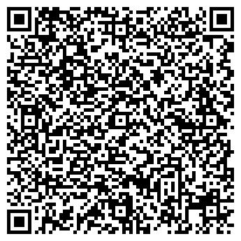 QR-код с контактной информацией организации ВРЕМЯ ЧАЯ МАГАЗИН
