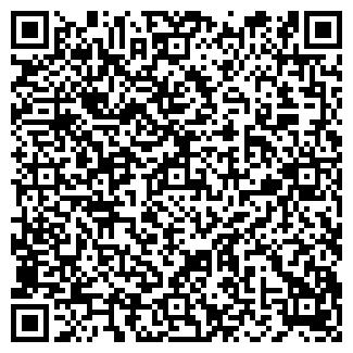 QR-код с контактной информацией организации КОНФЕТЫ